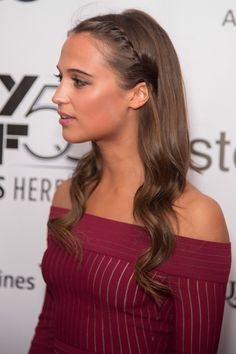 Alicia Vikander Daily — Alicia at the Steve Jobs screening at NYFF.