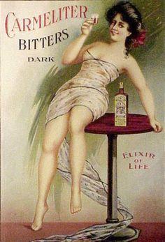 Info about antique Bitters bottles, including bottles for sale. Vintage Labels, Vintage Ephemera, Vintage Ads, Vintage Images, Vintage Advertising Posters, Vintage Advertisements, Vintage Posters, Pin Up Posters, Spiritus