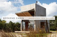 Weekend Cabin: Whangapoua, New Zealand