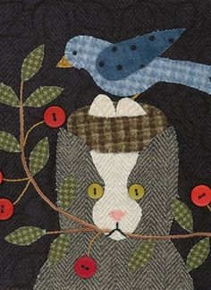 All Through The Night   Needlework & Quilting Patterns