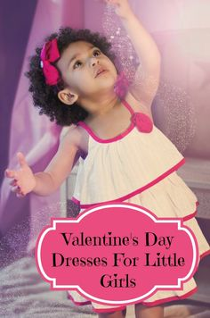It's so muchfun to dress your little girl inpretty Valentine's Daydresses! You will absolutely love the adorable Valentine's Day dresses for little girls that I've found for you.