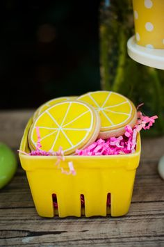 Lemonade cookies   The Cake Blog