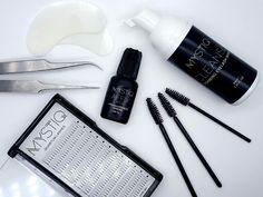 Eyelash Extension supplies available at www.mymystiq.com.au