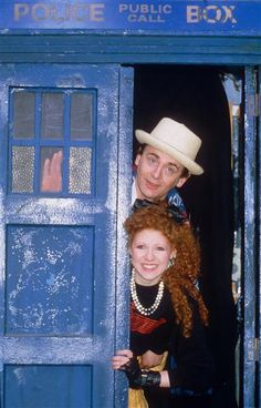 'DOCTOR WHO': WHERE ARE THEY NOW? by Jessica Wedemeyer - Sylvester McCoy and Bonnie Langford