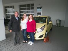 www.DriveBaby.com  On behalf of salesman Tom Wade and the rest of us at the Milton Ruben Superstore, thank you and congratulations on your new Chevrolet Allen family! #DriveBaby