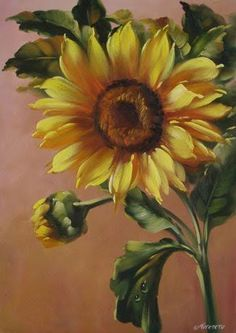 Oil Painting Flowers Art Forget Me Not Flower Painting Impasto Flower Paintings Impressionist Sunflowers Lion Wall Art Art Floral, Oil Painting Flowers, Watercolor Flowers, Watercolor Art, Flower Paintings, Sunflower Pictures, Sunflower Art, Lion Wall Art, Sunflower Wallpaper