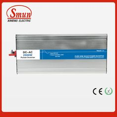 2000W 48VDC to 220VAC Off Grid Pure Sine Wave Inverter For Home Appliances #Affiliate