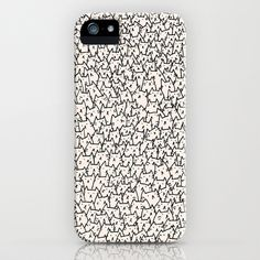 A Lot of Cats iPhone & iPod Case by Kitten Rain - $35.00