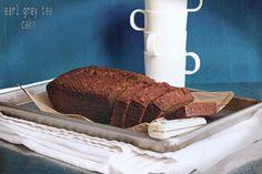 Milk and Honey: Earl Grey Tea Cake