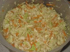 Simply Sensational Ramen Cabbage Salad- Try adding some shredded chicken next time! Ramen Cabbage Salad, Cabbage Salad Recipes, Rice Recipes, Cooking Recipes, Healthy Recipes, Healthy Food, Ramen Coleslaw, Coleslaw Mix, Salads
