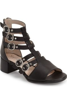 150c28e08a3 Shellys London  Bea  Buckle Sandal (Women) available at  Nordstrom Black  Block