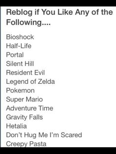 pokemon,supermario,gravity falls, and adventure time.