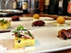 The Painted Lady: Portland, OR -- inspired by the Pacific Northwest, flaunt the upscale presentation true to his classical training. His prix fixe meals range from $70 to $90.