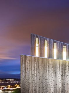 Knarvik community church lighting