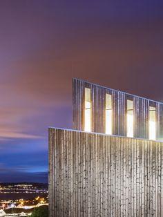 Knarvik community church lighting