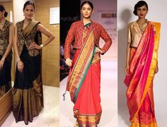 Image result for jackets with saree