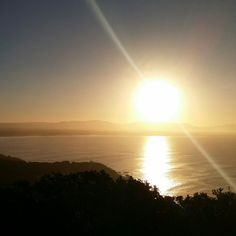 Sunset at Cape Byron, New South Wales