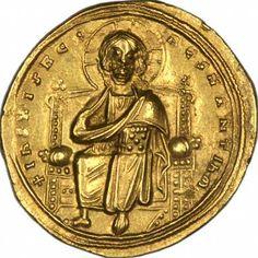 gold+numismatics | Byzantine Gold Coins
