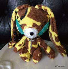 Etsy のGiraffe Patterned Soppy(ショップ名:Vanityjam)