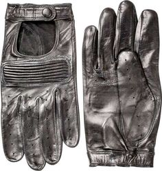 Driving glove inspired by and named after legendary Steve McQueen. Outer material: Hairsheep is a thin and soft leather with high gloss. Soft Leather, Black Leather, Motorbike Jackets, Driving Gloves, Work Gloves, Dress Gloves, Steve Mcqueen, Hats For Men, High Gloss