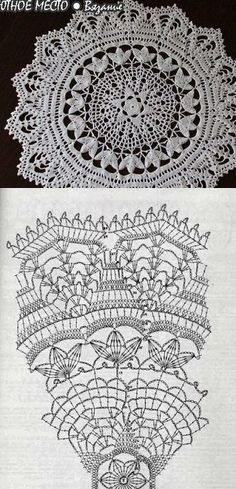 free crochet patterns, darmowe wzory szydełkowe, wzory obrusów szydełkiem, wzory serwet szydelkiem Knitting For BeginnersCrochet For BeginnersCrochet PatronesCrochet Scarf Filet Crochet, Crochet Doily Diagram, Crochet Doily Patterns, Crochet Round, Crochet Chart, Lace Patterns, Thread Crochet, Crochet Motif, Crochet Lace