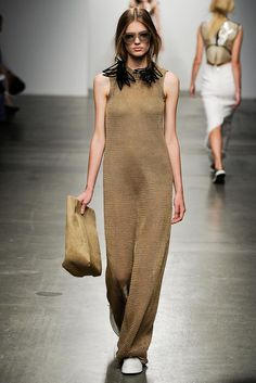 Osklen Spring 2015 Ready-to-Wear - Collection - Gallery - Look 1 - Style.com