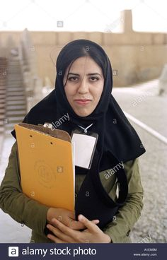 Download this stock image: A student. Persepolis, Iran 2005 - A1EN5M from Alamy's library of millions of high resolution stock photos, illustrations and vectors.