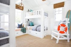 Future kids room for the cottage!