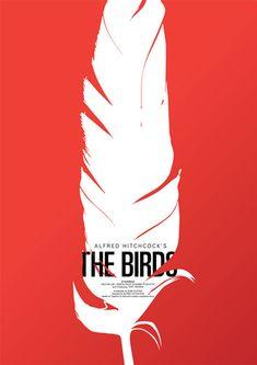 The Birds / Les Oiseaux - by Corey Holms