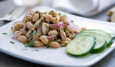 NYT Cooking: Tuna and Bean Salad
