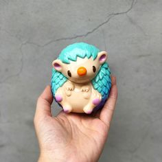 """136 Likes, 1 Comments - fufufanny (@fufufanny.kao) on Instagram: """"But wait! There's more!! Acorn & Nutty - """"Ocean Breeze """" will also be available at Shanghai Toy…"""""""