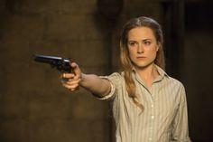 Evan Rachel Wood in Westworld (2016- )