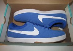 detailed look 57dce 8e58d Nike SB Zoom Eric Koston Mens Skateboarding Shoes 10.5 Game Royal 725055  416  Nike