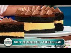 Torta Marroc - Cocineros Argentinos - YouTube