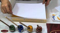 Artebella Kolay Ebru Boyaları ile Tek Renk Battal - Tek Renk Tonlama - E...