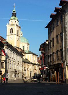 Jouw vraag: Is Ljubljana, de hoofdstad van Slovenië, een bezoek waard? #durftevragen