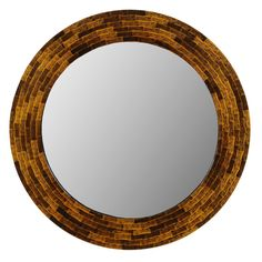 Crestview Lacquer Mirror Vase CEVV0086