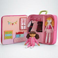 rag doll suitcase from RedEnvelope.com