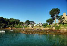 ROLY1167- Ile de Bréhat Bretagne France