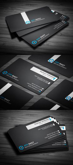 25 Creative Corporate Business Card Design examples | Read full article: http://webneel.com/25-creative-corporate-business-card-design-examples | more http://webneel.com/business-cards | Follow us www.pinterest.com/webneel