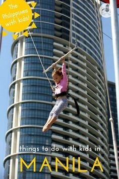 The Philippines with kids: Things to do in Manila with kids via @globetotting