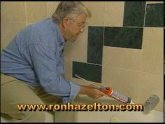 How to Replace Caulk on a Bathtub or Shower - Make sure to wash out the container you use to mix the bleach solution before using it to mix the dishwashing solution.