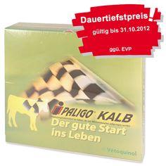 Ipaligo Kalb | 16 Oraldoser à 14g  zum Päppeln für Kälber