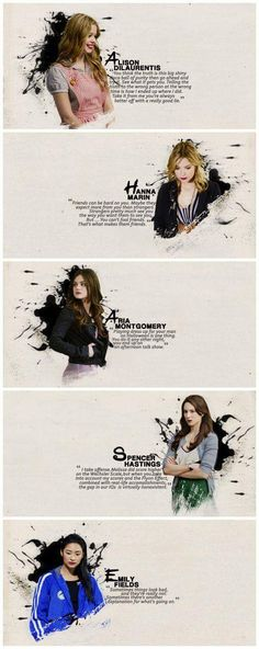 Which PLL are you? I'm mostly Aria