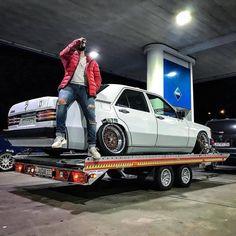 Old Mercedes, Mercedes Benz 190e, Classic Mercedes, My Dream Car, Dream Cars, Vw Pickup, Car Game, Mercedez Benz, Bmw M5