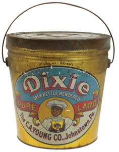 Antique Tin.