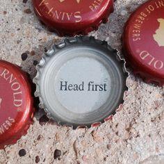 Head first. #craftbeer #saintarnold