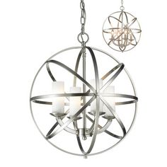FREE SHIPPING! Shop Wayfair for Z-Lite Aranya 4 Light Foyer Pendant - Great Deals on all Kitchen & Dining products with the best selection to choose from!