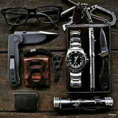 The Gentlemans Everyday Tool Kit