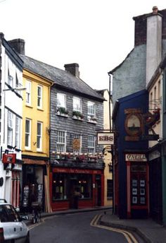 Kinsale Ireland - The most beautiful town!